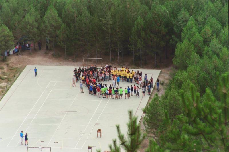 Campamento Griébal