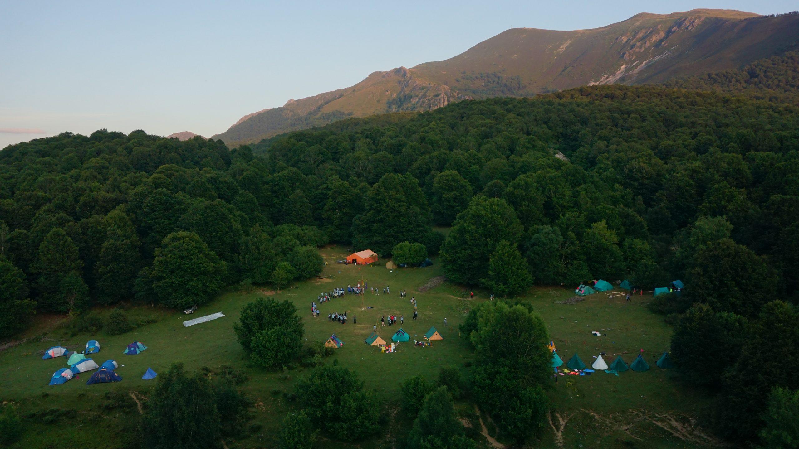 Campamento 2021